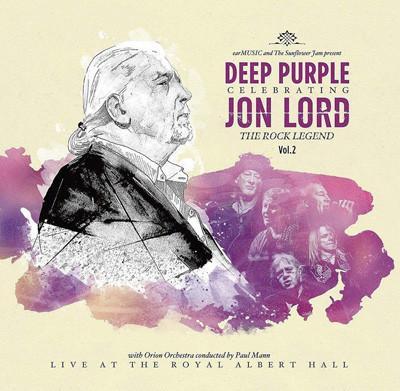 Celebrating Jon Lord, The Rock Legend, Vol.2