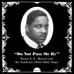 Barrett, T.L. – Pastor –